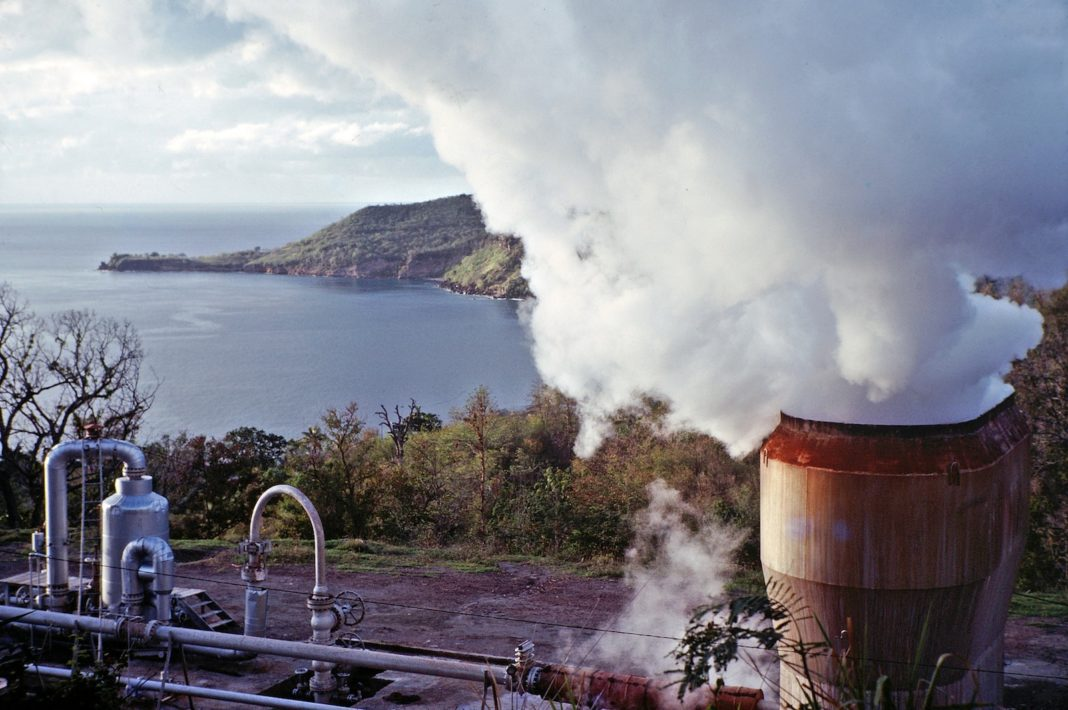 guadeloupe-renouvelables-mix-géothermie