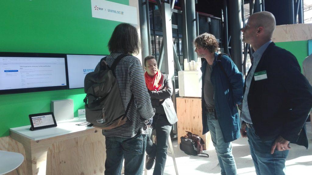 Aux Electric Days d'EDF, la digitalisation de l'énergie est devenue incontournable. EDF innove aussi pour ses Datacenters comme le précise Véronique Lacour.