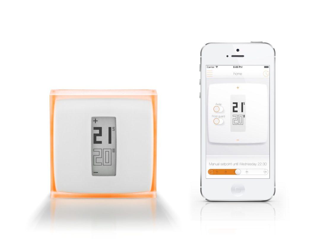 fonctionnement-avantages-thermostat-connecte