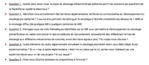 france-stockage-cre-consultation-Les Smart Grids
