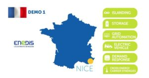 nice smart valley demonstrateur francais interflex - Les Smart Grids