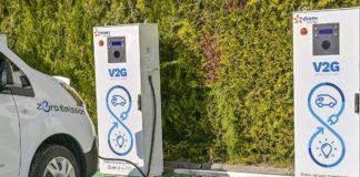 dreev edf smart charging v2g - Les Smart Grids