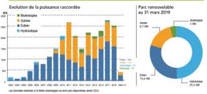 enr france premier trimestre 2019 - Les Smart Grids