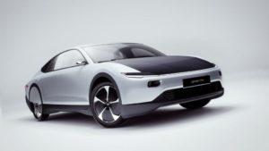 lightyear one voiture electrique panneaux solaires - Les Smart Grids