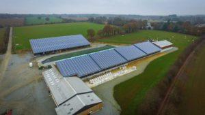 france photovoltaique agricole rentable - Les Smart Grids